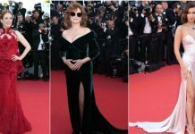 Cannes Film Festival Red Carpet 2017