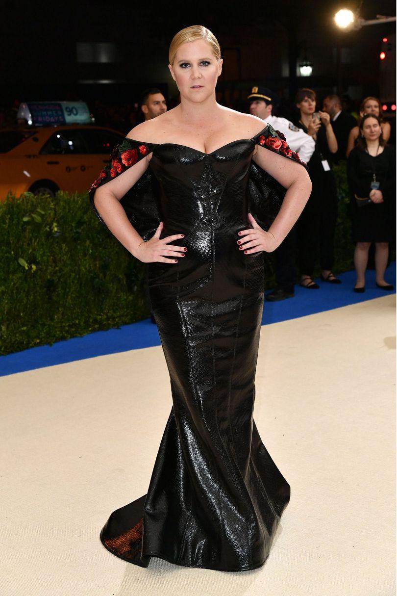 Amy Schumer Met Gala 2017