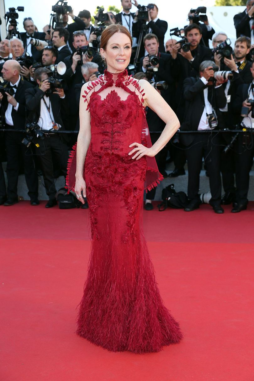 Julianne Moore Cannes Film Festival 2017