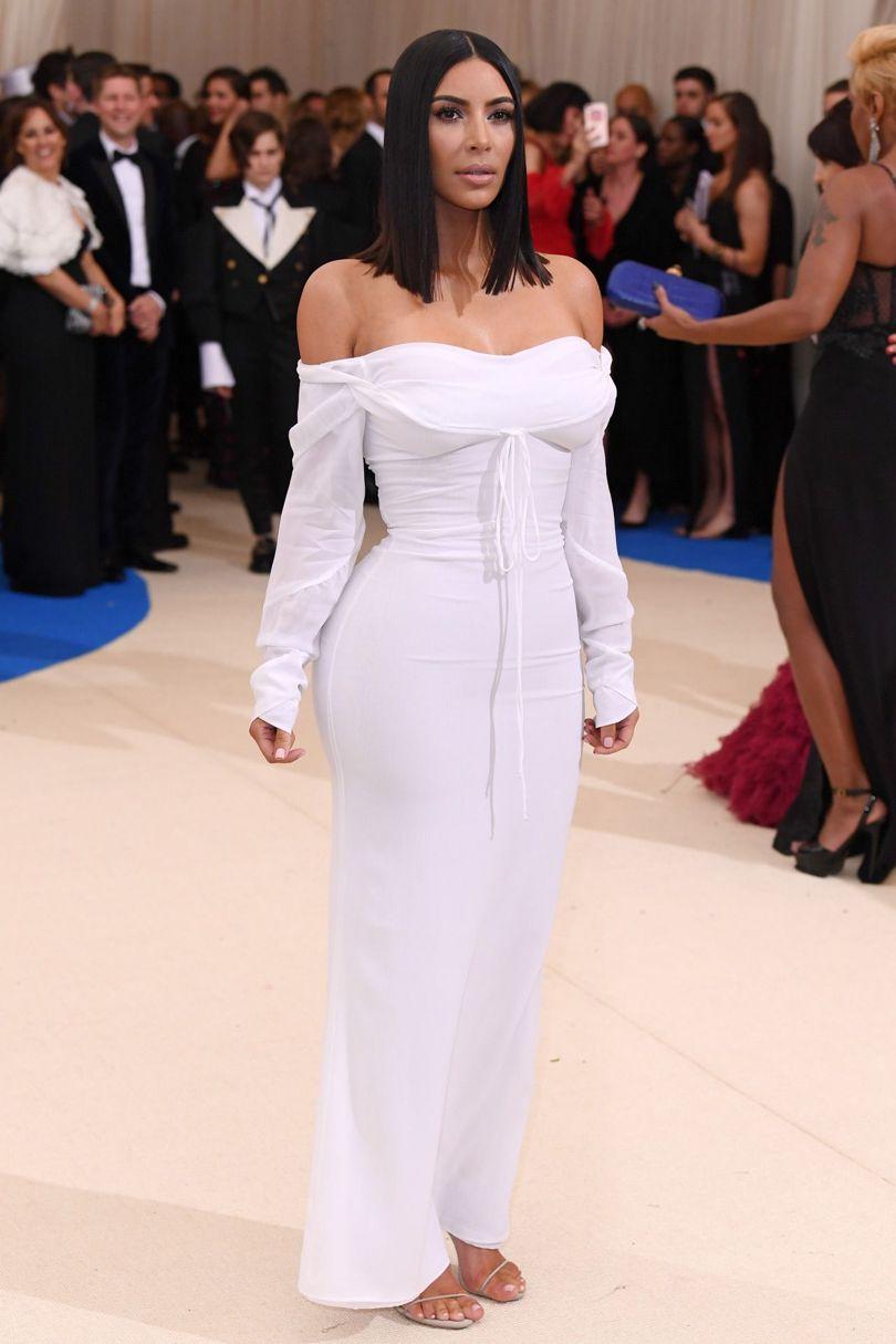 Kim Kardashian West Met Gala 2017