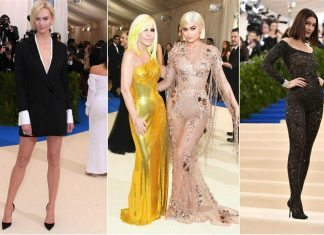 Met Gala 2017 Red Carpet