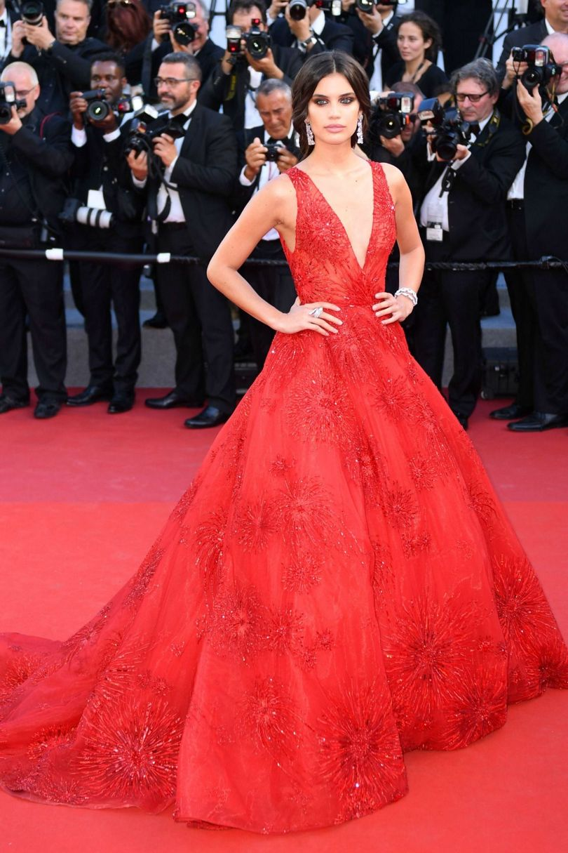 Sara Sampaio Cannes Film Festival 2017