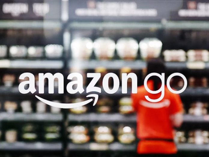 Amazon Go grocery store