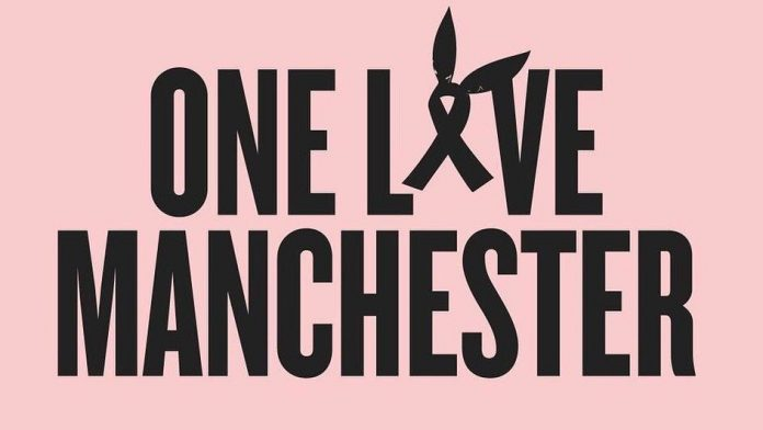 One Love Manchester Concert 2017
