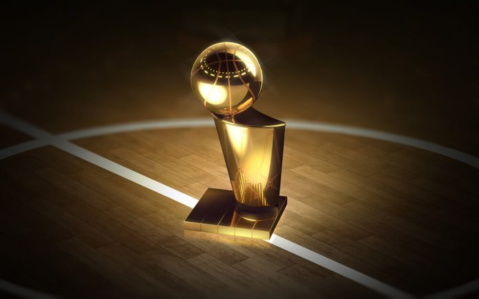 Golden State Warriors win NBA 2017
