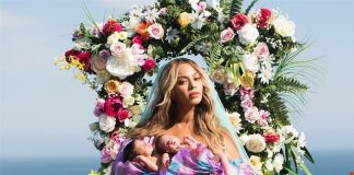 Beyoncé Sir and Rumi Carter