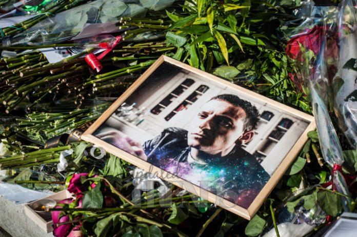 Chester Bennington funeral