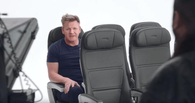 Gordon Ramsay British Airways Safety Video