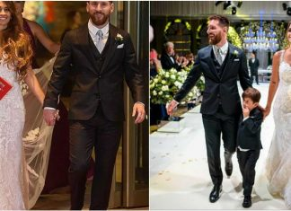 Lionel Messi Wedding
