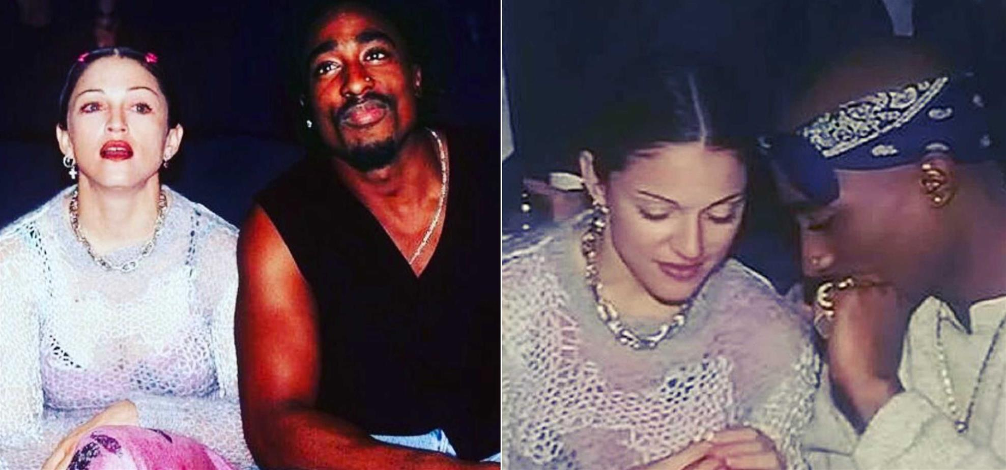 Post Breakup Letter From Tupac To Madonna Proves He Dumped Her