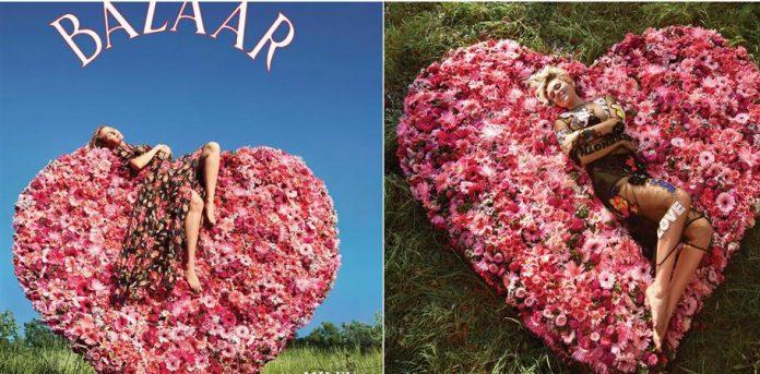 Miley Cyrus Harper's Bazaar