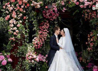 Miranda Kerr Evan Spiegel Wedding