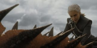 Daenerys Drogon Spoils of War Game of Thrones Season 7