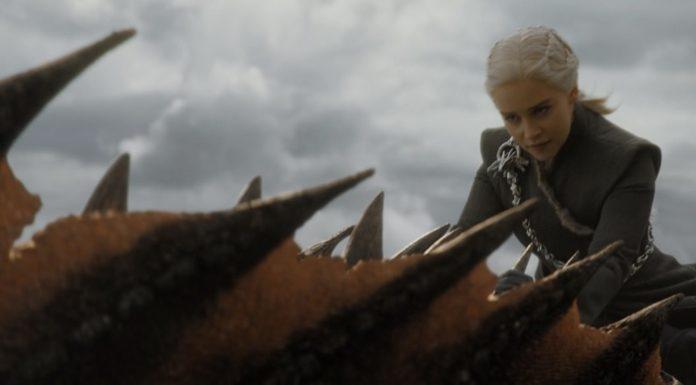 Daenerys Drogon Spoils of War Game of Thrones Season 7