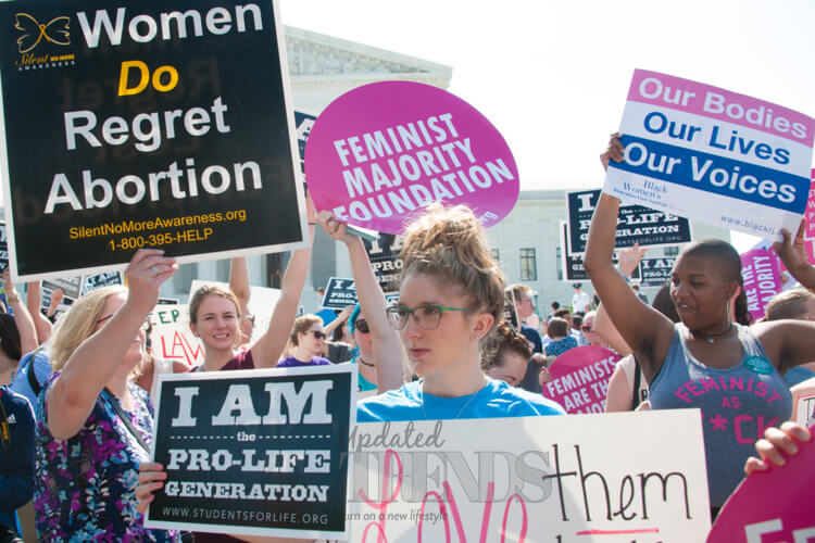 Women's Rights has been quite a controversial topic for American politics, and seems to be taking a negative turn with the signing of the abortion insurance law