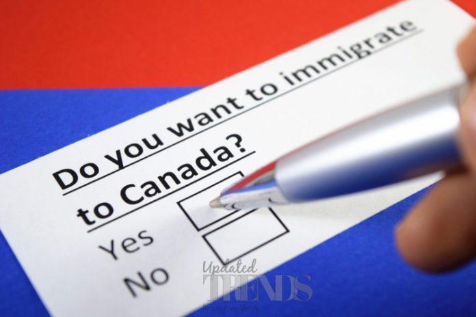 Canada refugee immigration