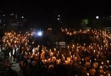 Charlottesville Rally White Supremacists