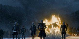 Game of Thrones Season 7 White Walkers Night King