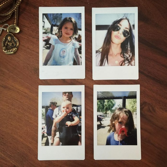 Megan Fox and Family