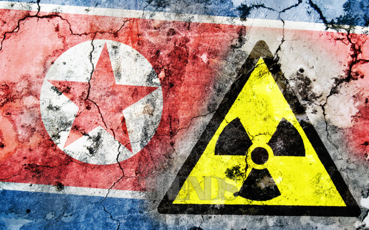 The nuclear war between the United States and North Korea is heating up