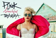 Pink Album Beautiful Trauma cover art