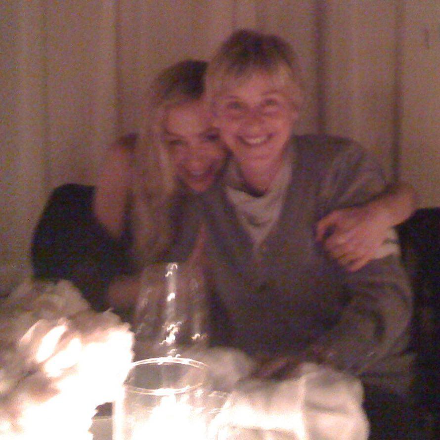 Ellen DeGeneres and Portia de Rossi celebrate their 9th wedding anniversary