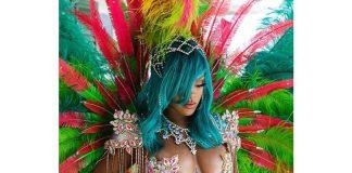 Rihanna Barbados Carnival Instagram