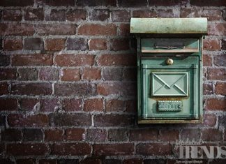 stolen mail