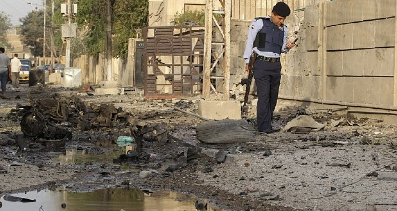 Church Attack In Baghdad, Iraq Kills 58