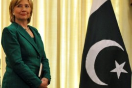 Hillary Clinton Insists That Al-Qaeda Leader Osama Bin Laden Is Hiding In Pakistan