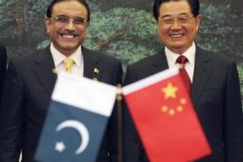China assures Sino-Pak strategic ties not aimed against anyone
