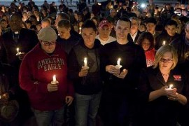 Rutgers Suicide – Rutgers University Campus Vigil In Remembrance Of Tyler Clementi